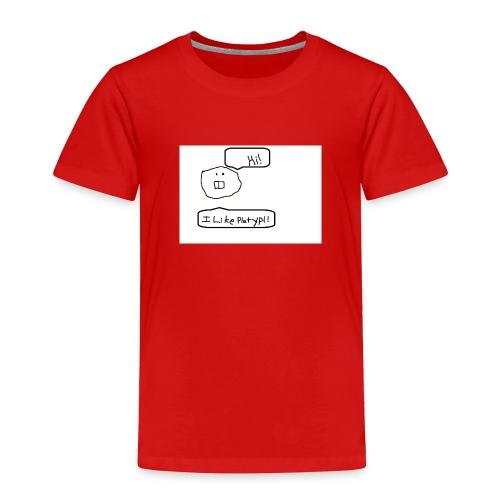 Derp Face! - Toddler Premium T-Shirt