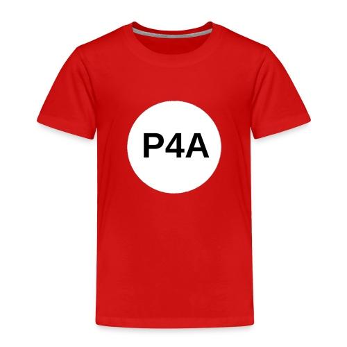 16-white-circle-magnet-board_-1- - Toddler Premium T-Shirt