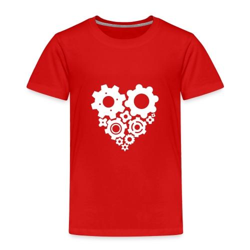 gearheart - Toddler Premium T-Shirt