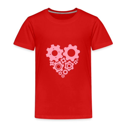 gearheart - Toddler Premium T-Shirt