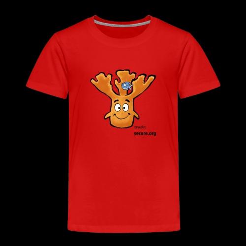 Al Moose - Toddler Premium T-Shirt