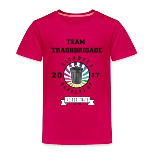 TrashBrigade 2017 - Toddler Premium T-Shirt