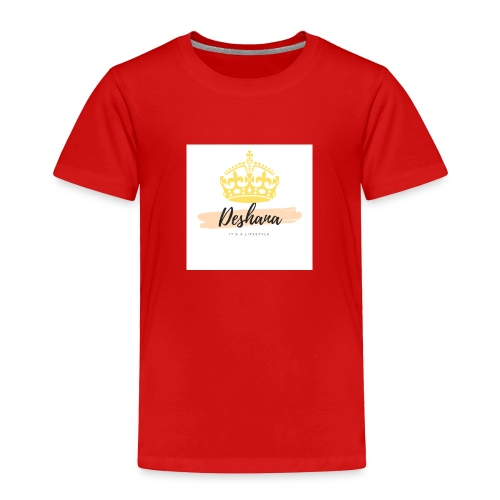 Deshana - Toddler Premium T-Shirt