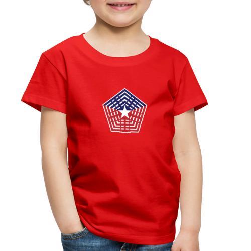 The Pentagon - Toddler Premium T-Shirt