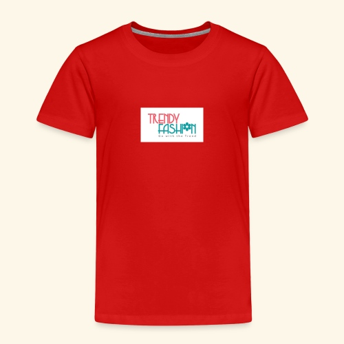 Trendy Fashions Go with The Trend @ Trendyz Shop - Toddler Premium T-Shirt