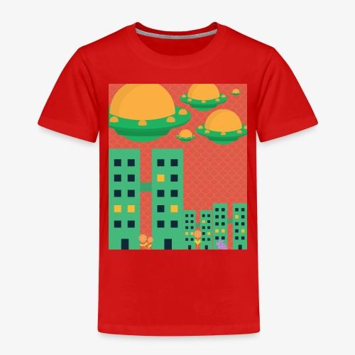 wierd stuff - Toddler Premium T-Shirt