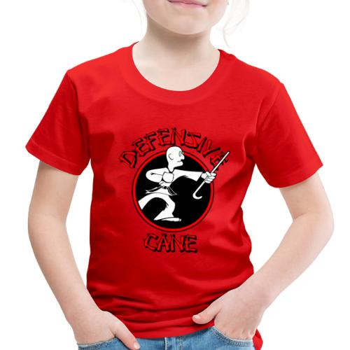 Defensive Cane - Toddler Premium T-Shirt