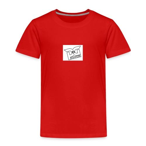 Progamer Logo 3 - Toddler Premium T-Shirt