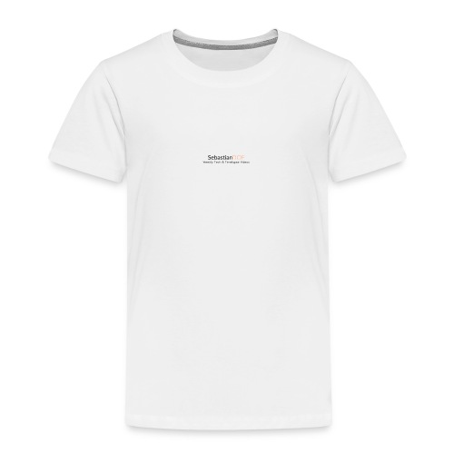 YouTube Channel - Toddler Premium T-Shirt