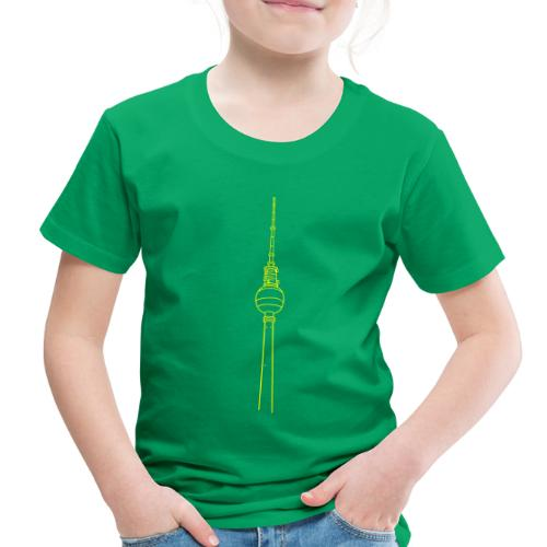Berlin TV Tower - Toddler Premium T-Shirt