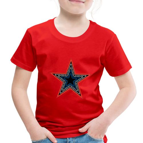 Roanoke Virginia Pride Mill Mountain Star - Toddler Premium T-Shirt