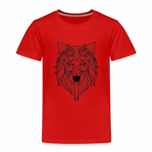 Classy Fox - Toddler Premium T-Shirt