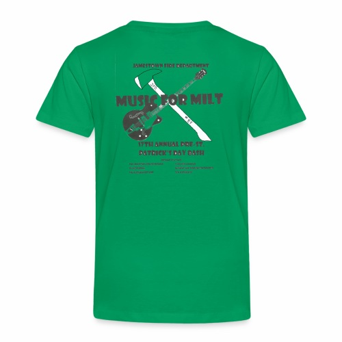 2018 Pre-St. Patricks Day Bash - Toddler Premium T-Shirt