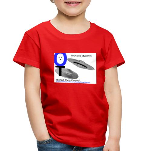 Outthere UtubeLogo2017 with Crew Back Logo - Toddler Premium T-Shirt