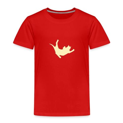 Fly Cat - Toddler Premium T-Shirt