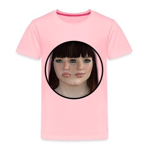 Two-faced women - Toddler Premium T-Shirt