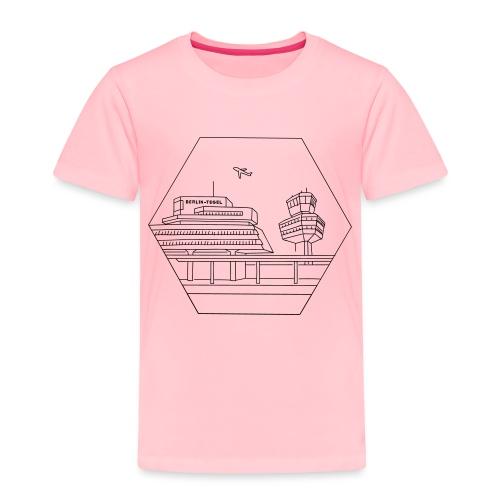 Airport Tegel in Berlin - Toddler Premium T-Shirt