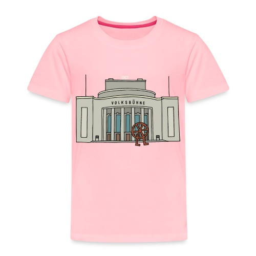 Volksbühne Berlin - Toddler Premium T-Shirt