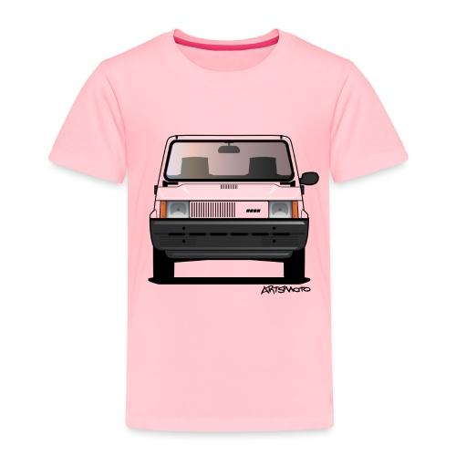 Italian Panda Tipo 141 - Toddler Premium T-Shirt