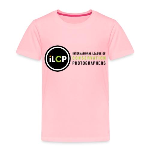 iLCP logo horizontal RGB png - Toddler Premium T-Shirt