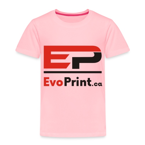 Evo_Print-ca_PNG - Toddler Premium T-Shirt