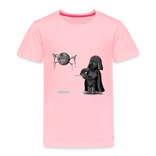 Drone Vader - Toddler Premium T-Shirt