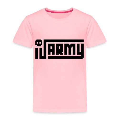 iJustine - iJ Army Logo - Toddler Premium T-Shirt
