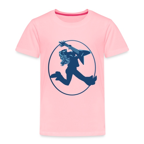 iROCK Circle - Toddler Premium T-Shirt