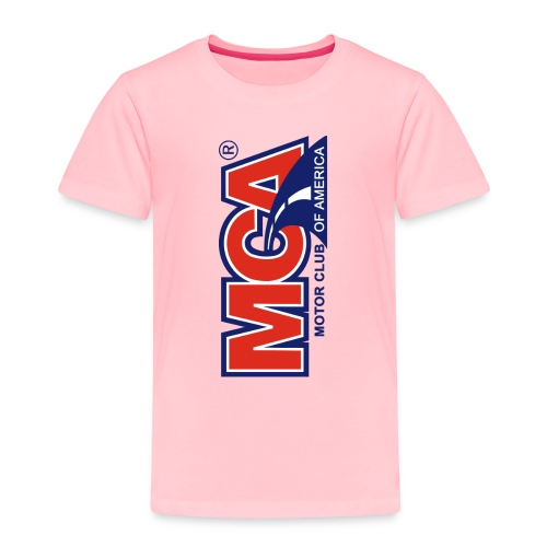 MCA Logo Iphone png - Toddler Premium T-Shirt