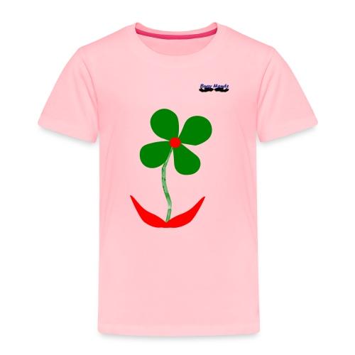 Busyhandz inspirational ladies V- neck T. shirt - Toddler Premium T-Shirt