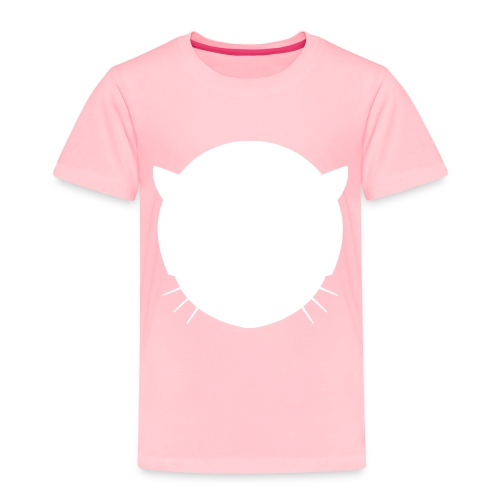 Musetta Minimal White collection - Toddler Premium T-Shirt
