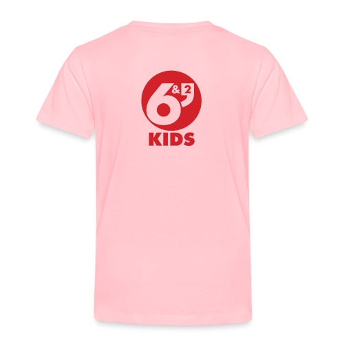 6et2 logo v2 kids 02 - Toddler Premium T-Shirt