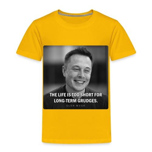 Elon Musk - Toddler Premium T-Shirt