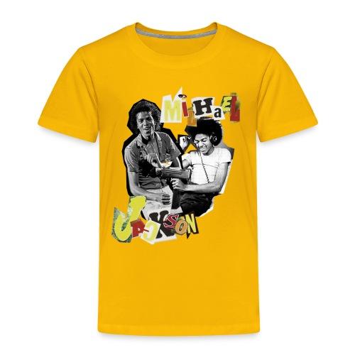mjwitdamac - Toddler Premium T-Shirt