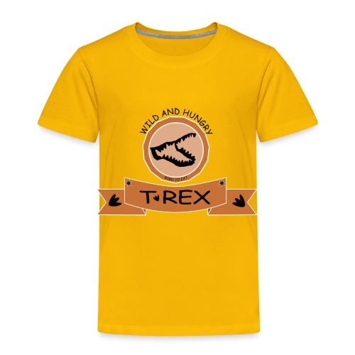 T REX - Toddler Premium T-Shirt