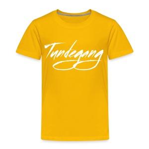 Tundegang Brushstroke - Toddler Premium T-Shirt
