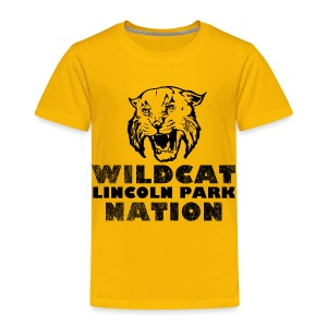 Wildcat Nation - Toddler Premium T-Shirt