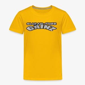 greylogo - Toddler Premium T-Shirt