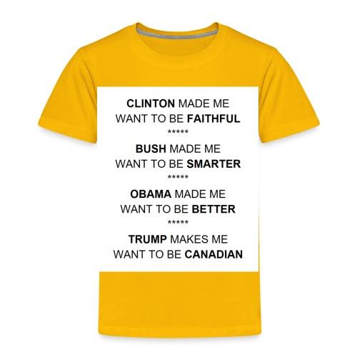 Design01 - Toddler Premium T-Shirt