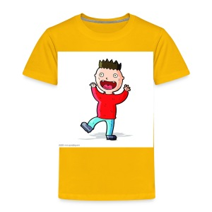dfdfdf2222666 - Toddler Premium T-Shirt
