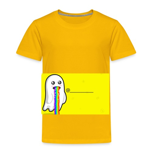 Snapchat - Toddler Premium T-Shirt