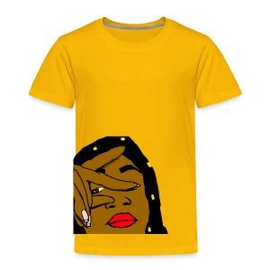 Yo Apparel Collection - Toddler Premium T-Shirt