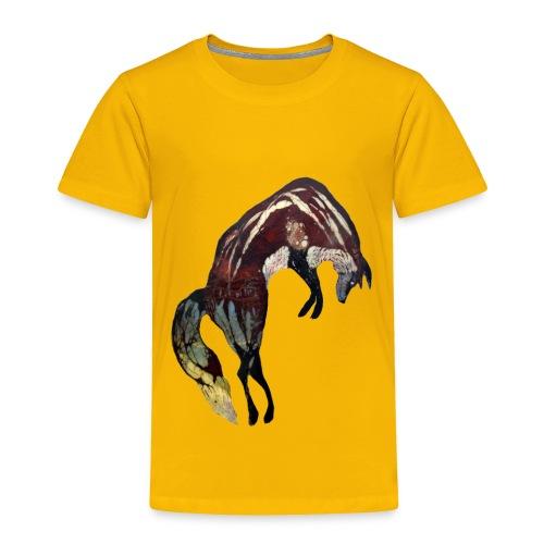 Ghost Fox - Toddler Premium T-Shirt