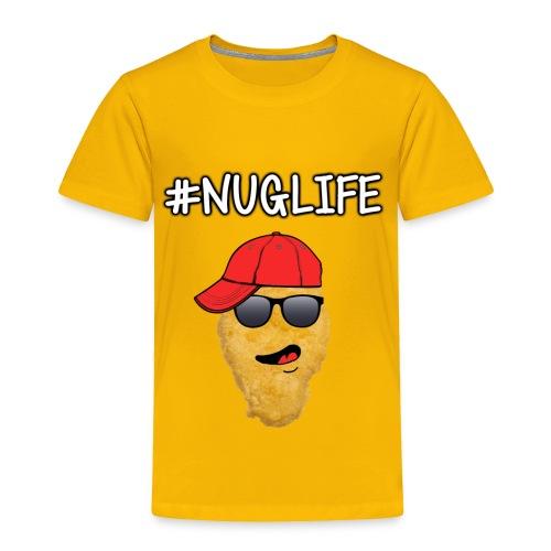 #NugLife Phone Case - Toddler Premium T-Shirt