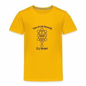 sTree of Life Records logo - Toddler Premium T-Shirt