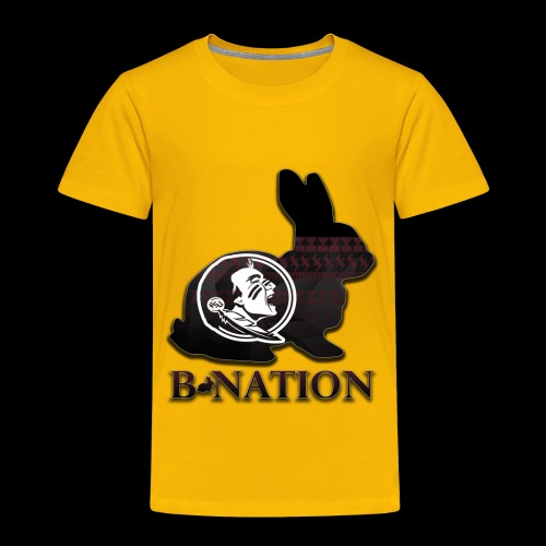 FSU Bunny - Toddler Premium T-Shirt