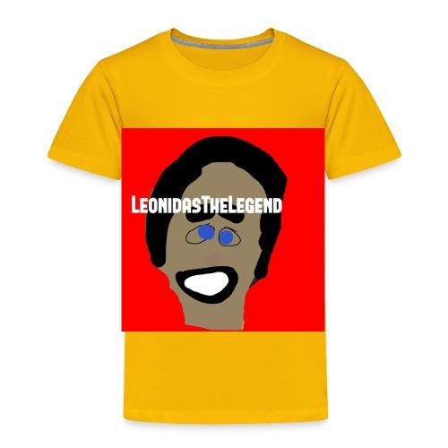 LeonidasTheLegend - Toddler Premium T-Shirt