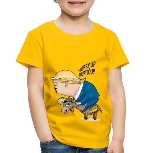 Donald trump - Toddler Premium T-Shirt