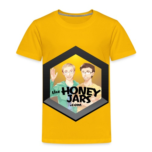 The Honey Jars - Toddler Premium T-Shirt