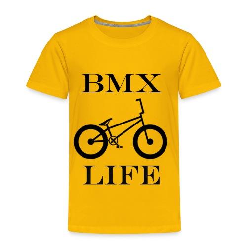 BMX LIFE - Toddler Premium T-Shirt
